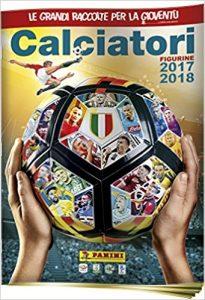 Figurine Calciatori Panini 2017-2018