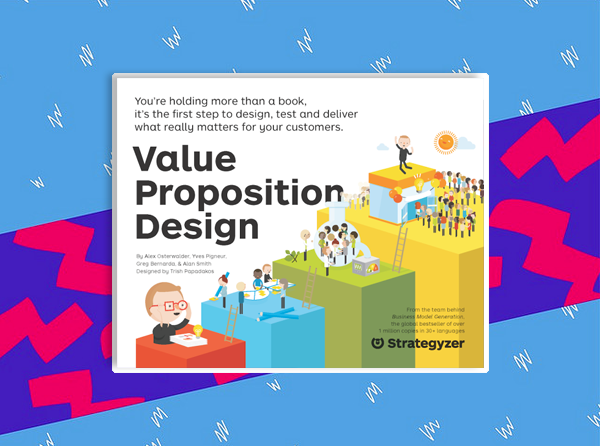copertina del libro value proposition design